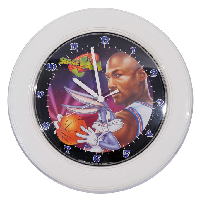 Space Jam Wall Clock