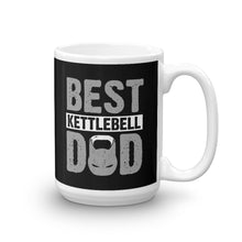 Carica l'immagine nel visualizzatore di Gallery, kettlebell-junkie - Best Kettlebell Dad Mug - Kettlebell Junkie -