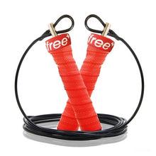 Carica l'immagine nel visualizzatore di Gallery, kettlebell-junkie - Adjustable Speed & Weighted Jump Rope - Kettlebell Junkie - Training Equipment