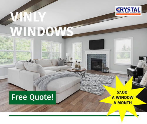 $7 a window a month!