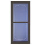 INSTALLED Larson Arched Double Bevel Storm Door w/ Hardware         STARTING $671