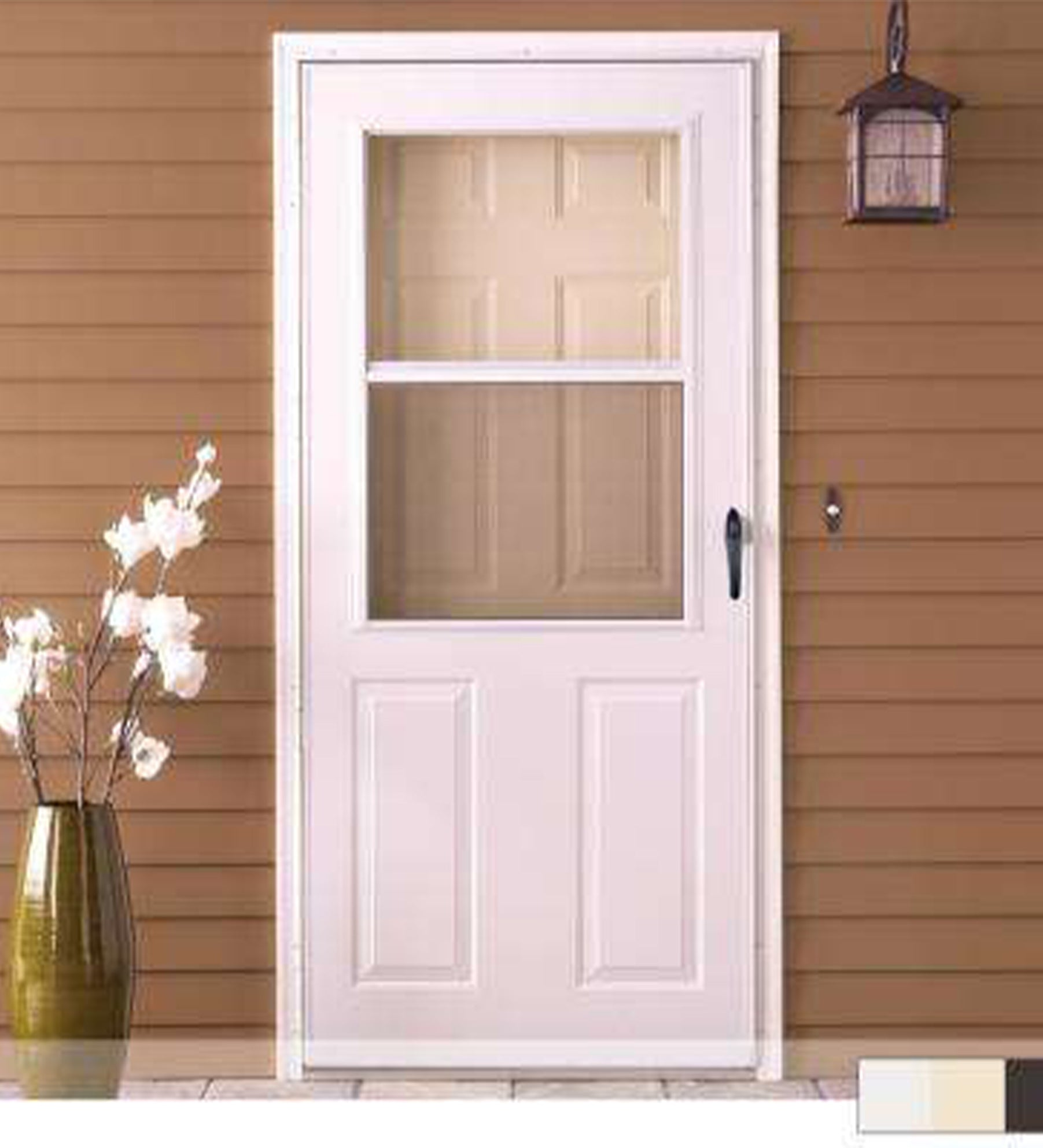 INSTALLED Larson Highview Storm Door w/ Hardware STARTING $652