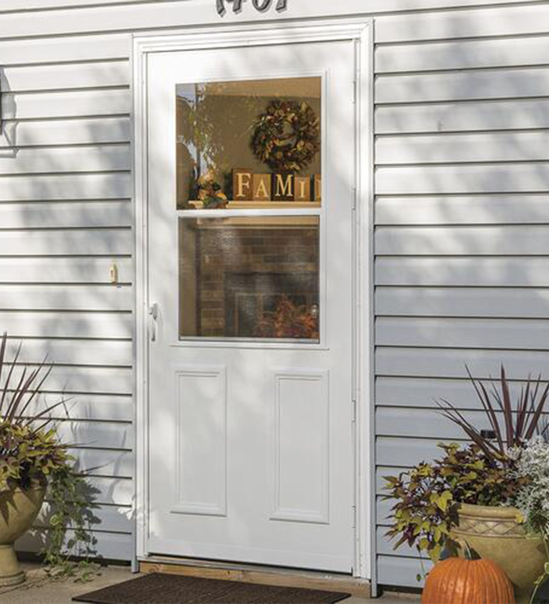 INSTALLED Larson Easy Vent High view Storm Door w/ Hardware STARTING $746.99