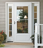INSTALLED Larson Midviewl Storm Door w/ Hardware STARTING $630