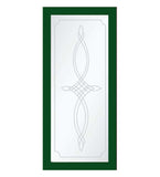 INSTALLED Larson Elegant Bevel Glass Design Storm Door w/ Hardware        STARTING $595