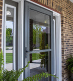 INSTALLED Larson Easy Vent Storm Door w/  Hidden Closer & Hardware        STARTING $668