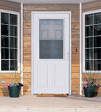 INSTALLED Larson Value- Core Single-Vent Door w/ Hardware STARTING $410