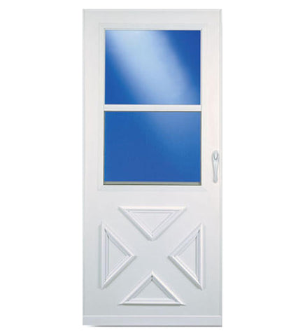 INSTALLED Larson Value- Core Single-Vent Storm Door w/ Hardware STARTING $410