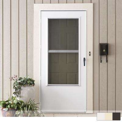 INSTALLED Larson Value- Core Single-Vent Storm Door w/ Hardware STARTING $400