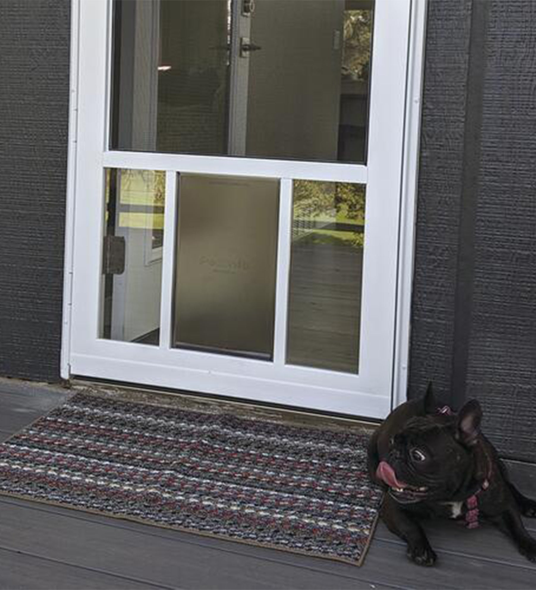 INSTALLED Larson Classic-View Pet Storm Door w/ Hardware STARTING $535