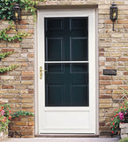 INSTALLED Larson Life Style High-View Storm Door w/ Hardware STARTING $425