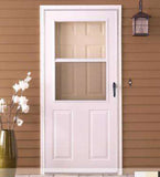 INSTALLED Larson Life Style High-View Storm Door w/ Hardware STARTING $485