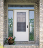 INSTALLED Larson Life Style Single-Vent Door w/ Hardware STARTING $380