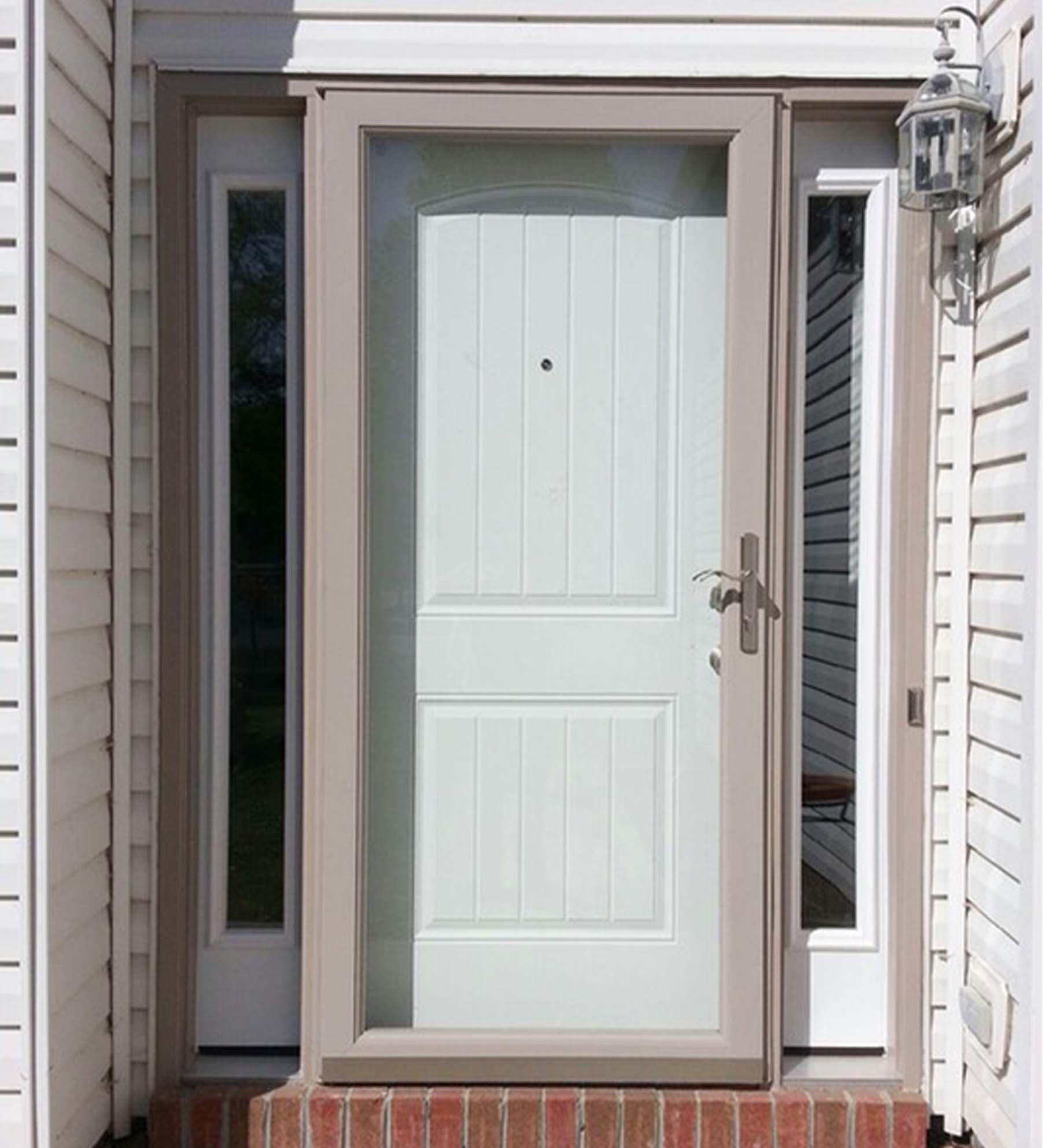 INSTALLED Larson Classic Full View Storm Door w/ Hardware STARTING      $421