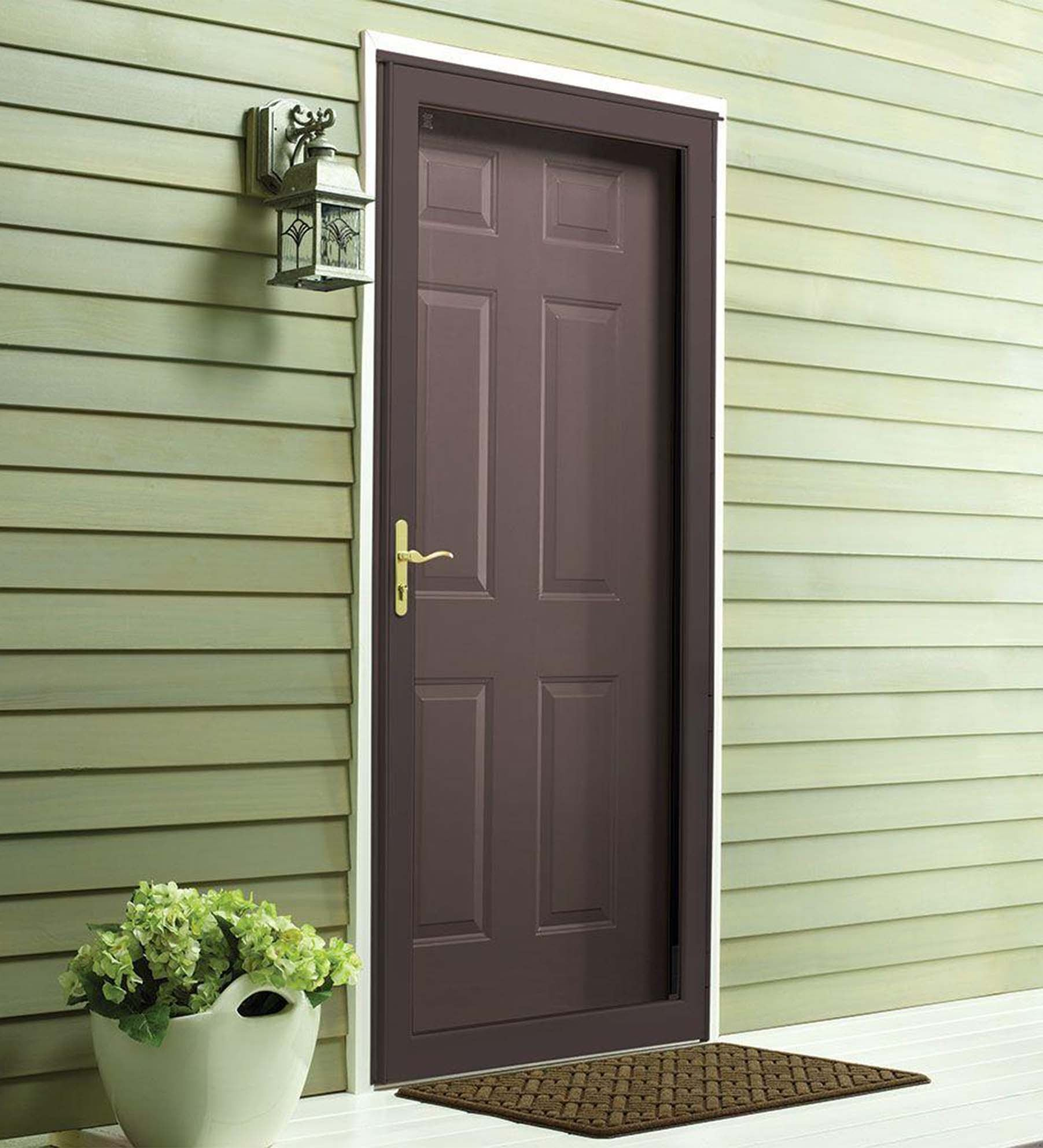 INSTALLED Larson Full View Engineered Storm Door w/ Hardware STARTING $649
