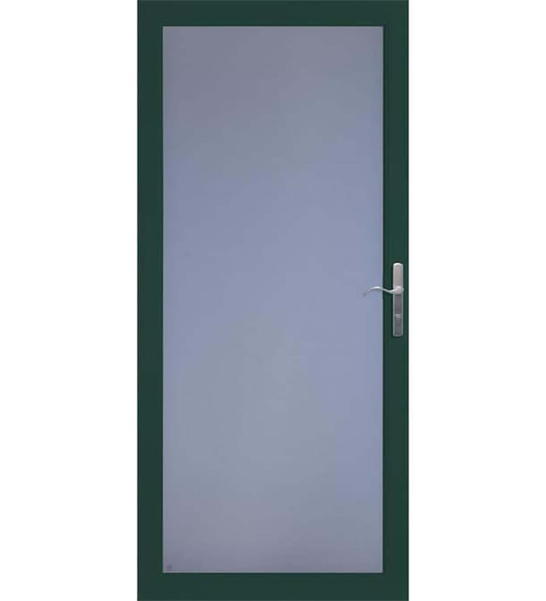 INSTALLED Larson Secure Elegance Engineered Full View Storm Door w/ Hardware STARTING $844.99