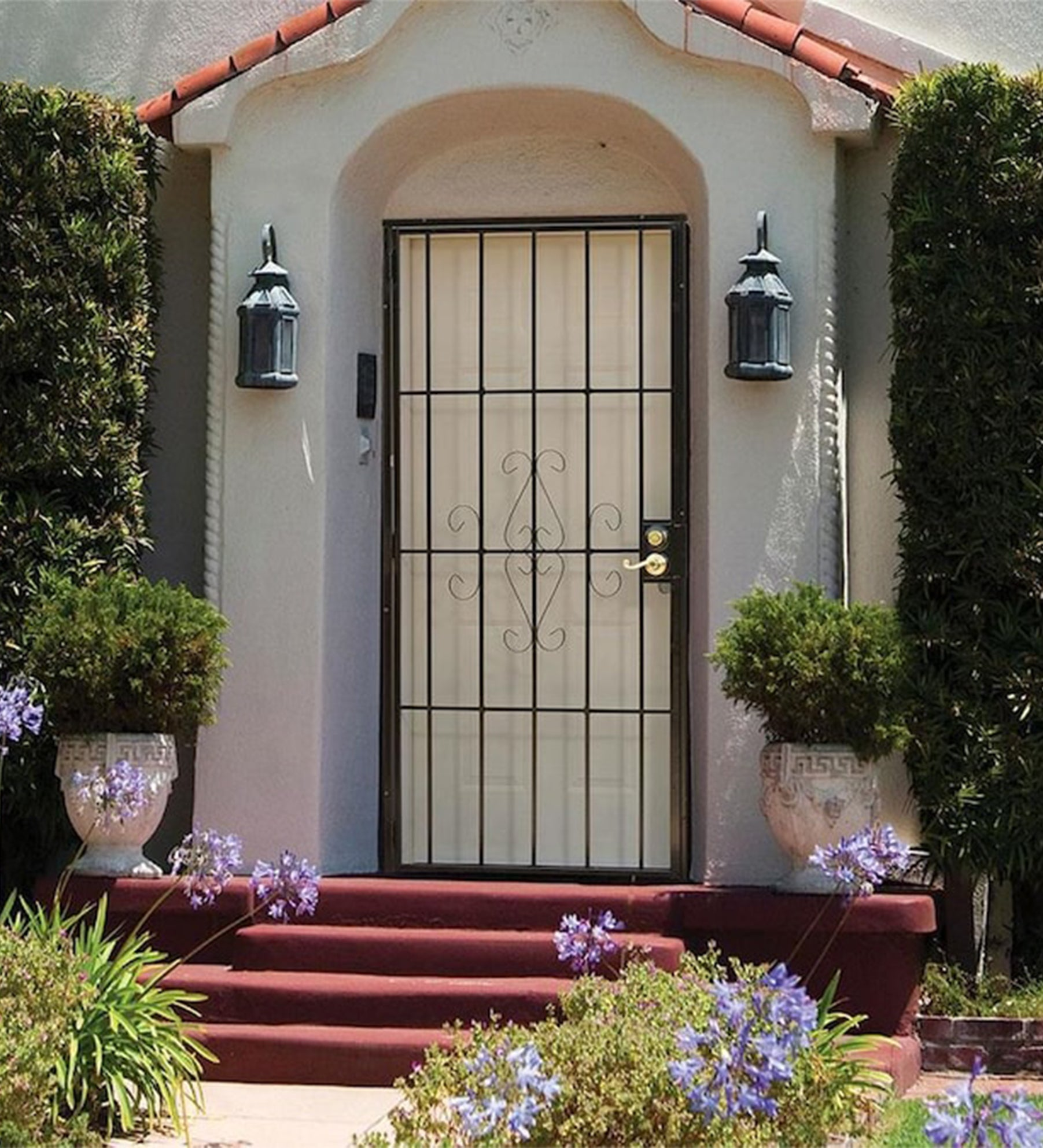 INSTALLED Gatehouse Magnum Steel Single Door STARTING $500