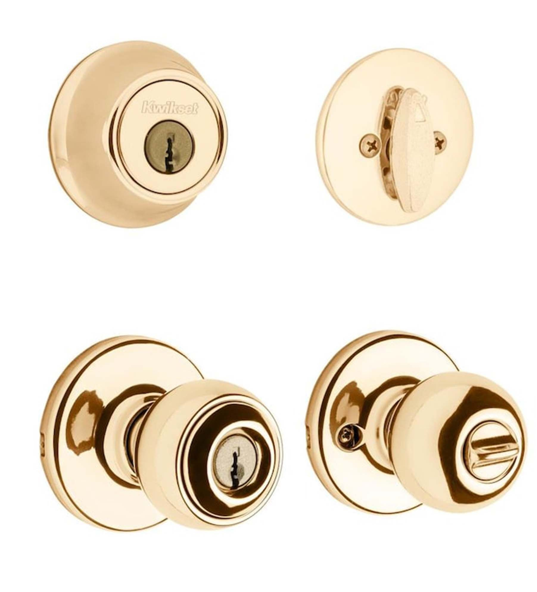 Kwikset Knob and Deadbolt