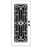 INSTALLED Titan Premium Aluminum Security Screen Single Door Sheraton           STARTING $1,110