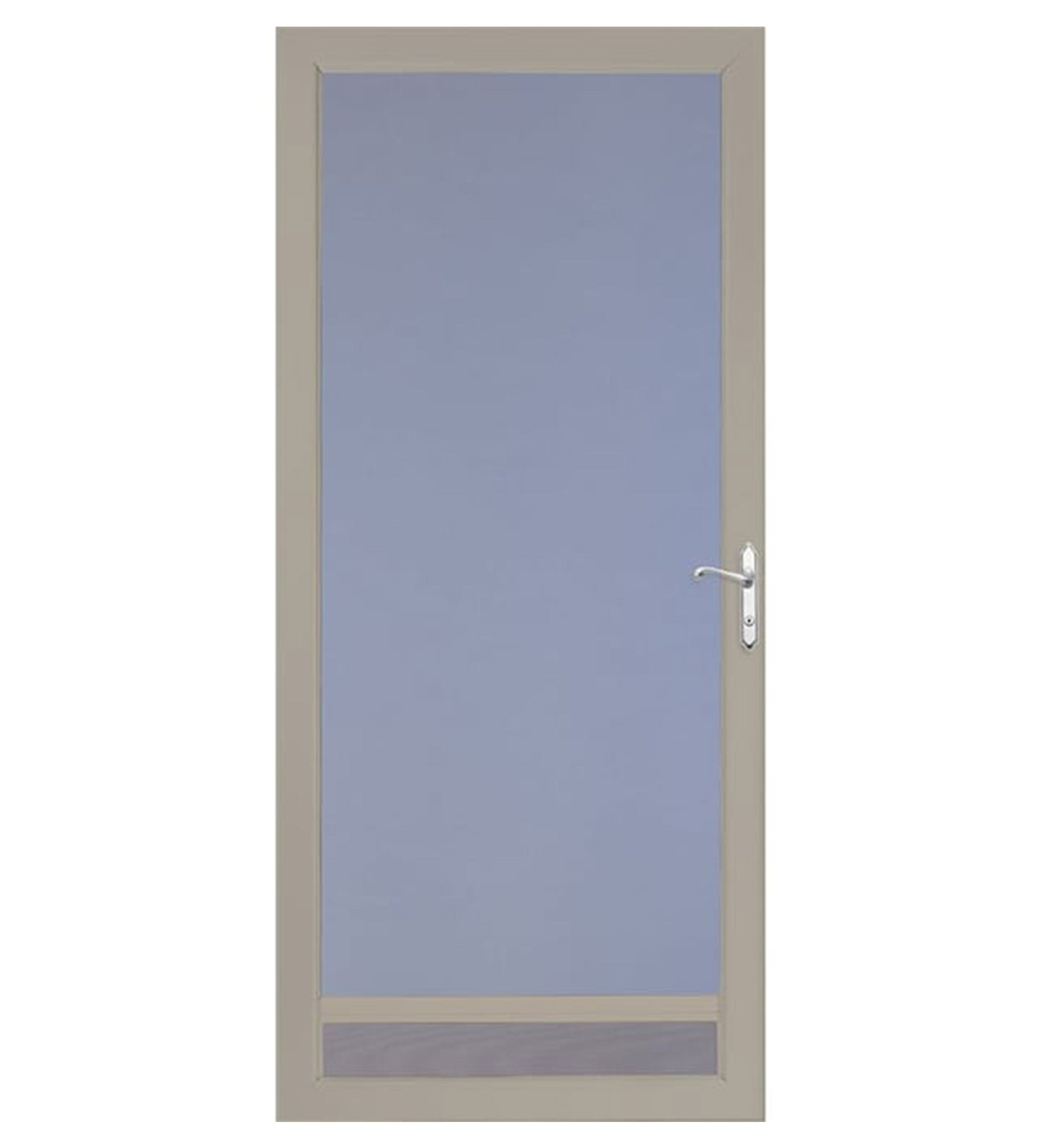 INSTALLED Larson Classic-View Bottom Vent Low-E Strom Door w/ Hardware           STARTING $481