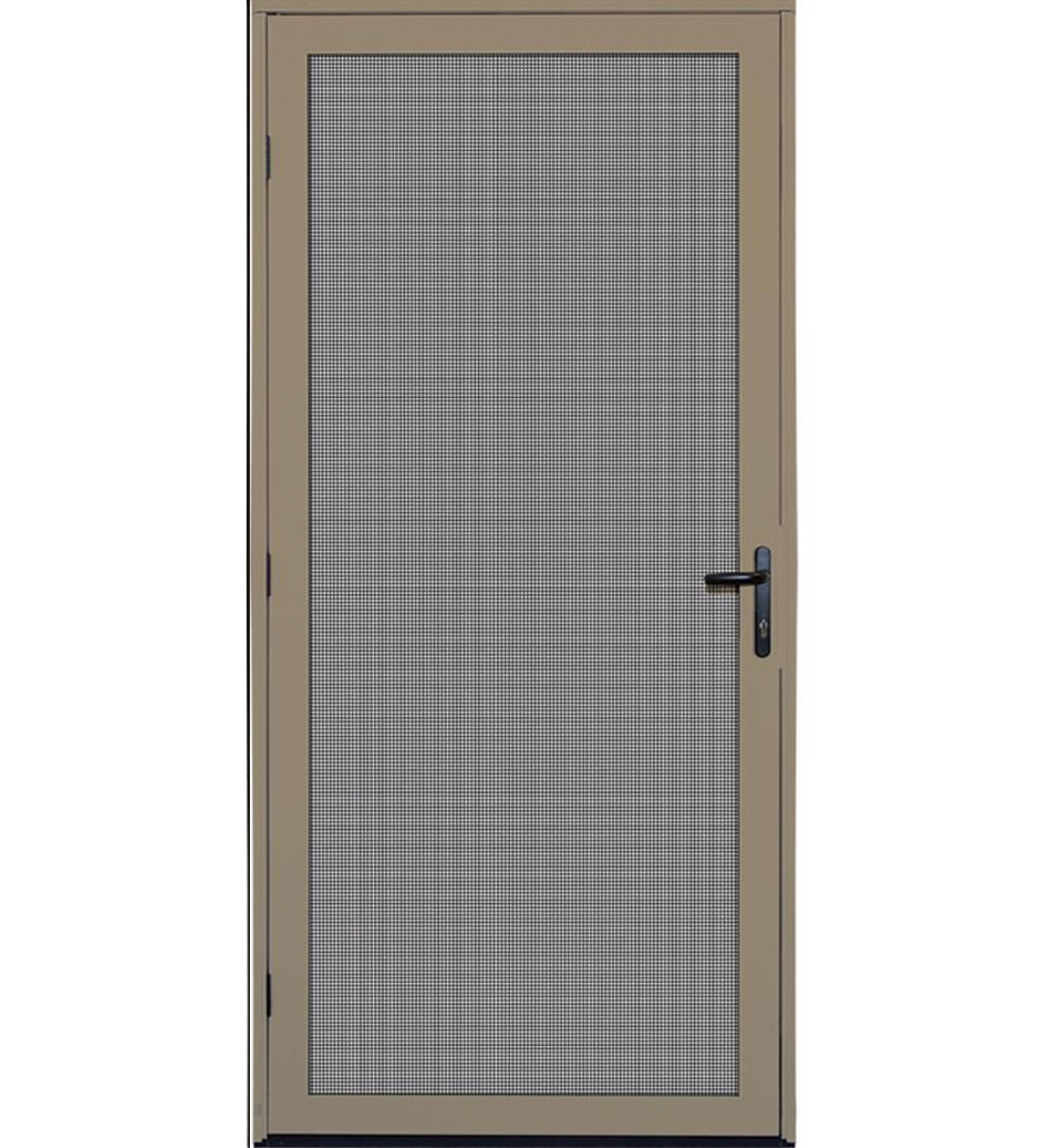 INSTALLED Titan Ultimate Security Meshtec Screen Single Door     STARTING $1,180