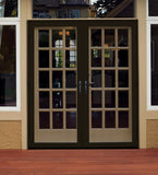 INSTALLED Ultimate Security Screen Double Door       STARTING $2,325
