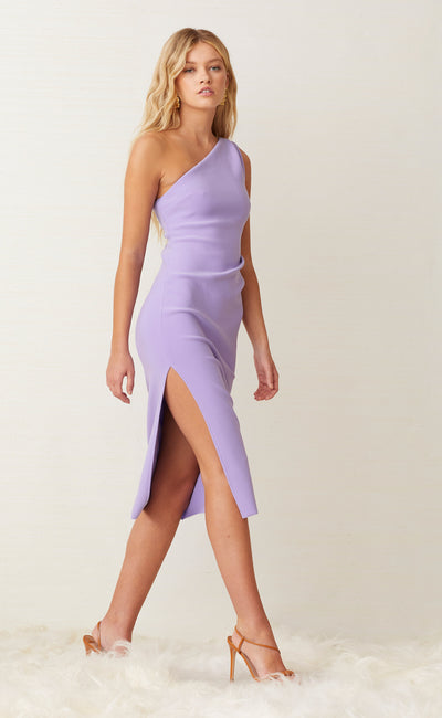 Bec + Bridge Gemma Asym Midi Dress