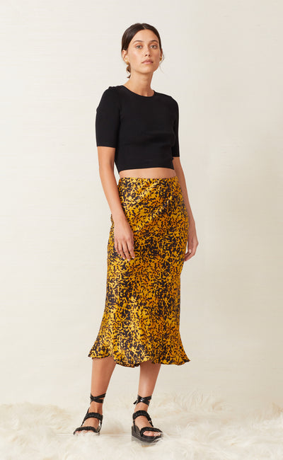 Bec + Bridge Turtle Rock Midi Skirt