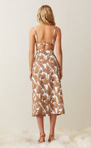 Bec + Bridge Party Wave Midi Skirt