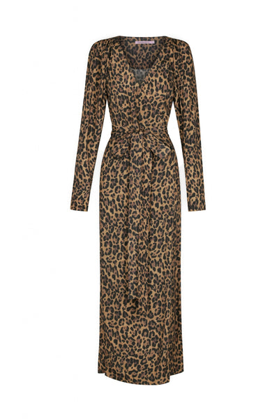 Hansen & Gretel Edith Dress Leopard