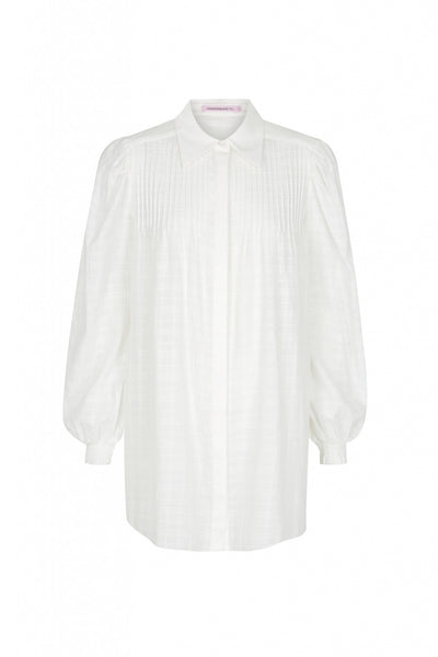 Hansen & Gretel Theresa Shirt White