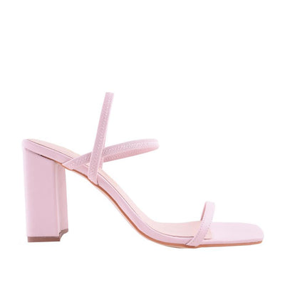 Solsana Lily Heel in Rosewater