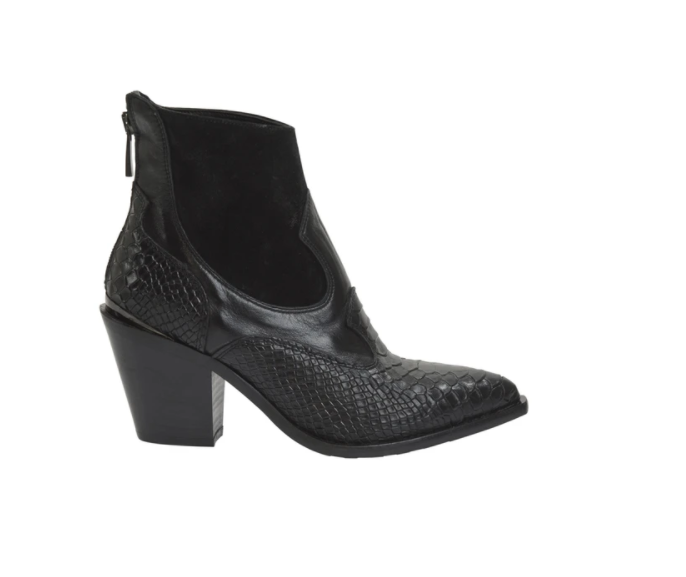 Granger Boot in Black