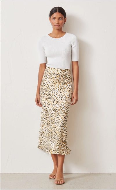 Bec + Bridge Catalonia Midi Skirt