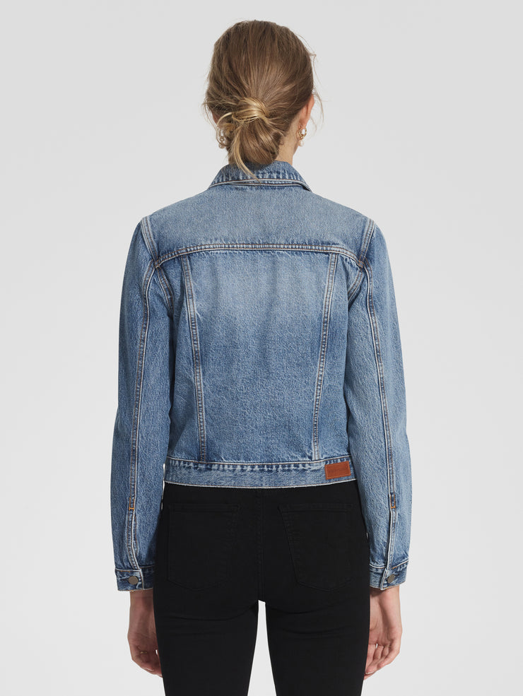 Nobody Denim Original Jacket in Unique