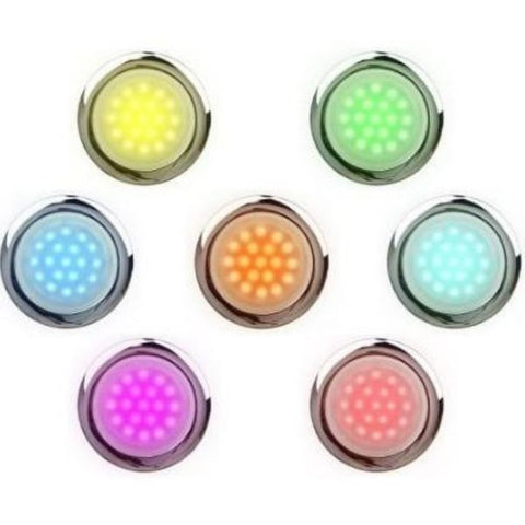 SteamSpa QuickStart INT1050CH Color light View