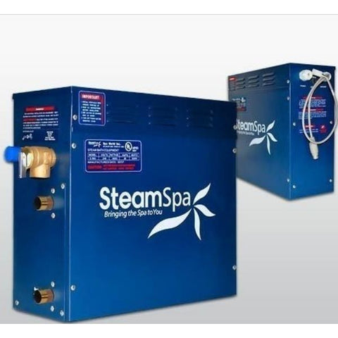SteamSpa QuickStart  IN600GD Generator View