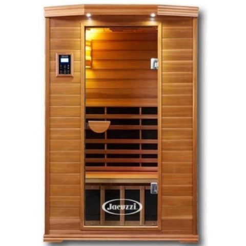 Clearlight  Far Infrared Sauna IS-2 FrontView