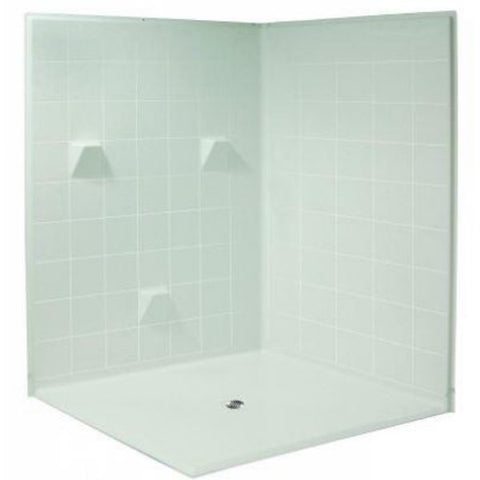 Mobility Bathworks Showers  6060 Side View