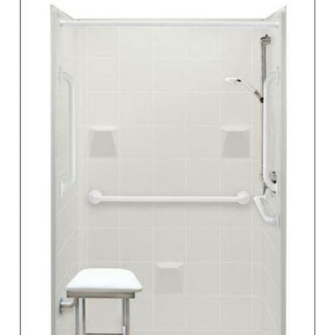 Mobility Bathworks Showers 6030 Front View