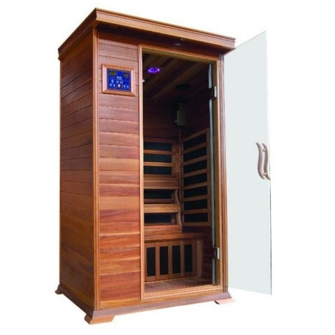 SunRay Sedona Infrared Sauna HL100K Front side View