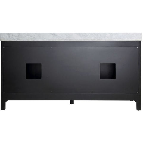 ANZZI Bathroom Vanities ANZZI Bath Vanity Rich Black V-CHN012-72 Wood and Sturdy View