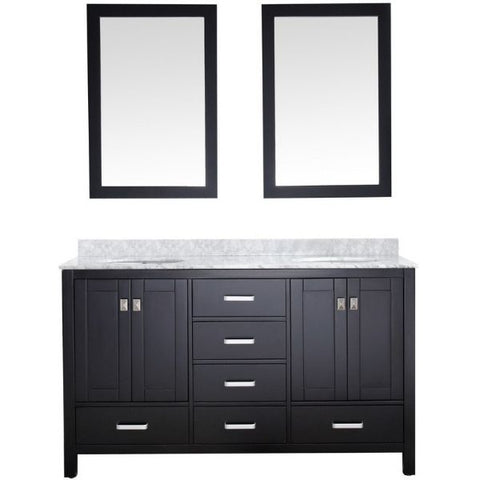 ANZZI Bathroom Vanities ANZZI Chateau Bathroom Vanity V-CHO015-60