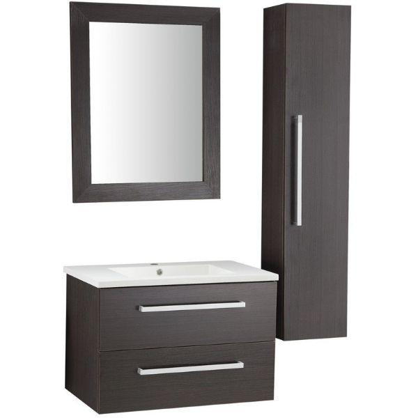 ANZZI Bathroom Vanities ANZZ IUmber Bathroom Vanity Front View V-CQA036-30