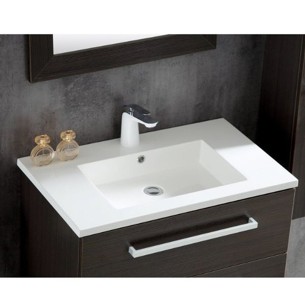 ANZZI Bathroom Vanities ANZZI Umber Bathroom Vanity Sink View V-CQA036-30