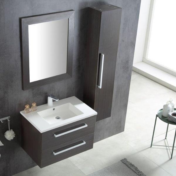 ANZZI Bathroom Vanities ANZZI Umber Bathroom Vanity Top View V-CQA036-30