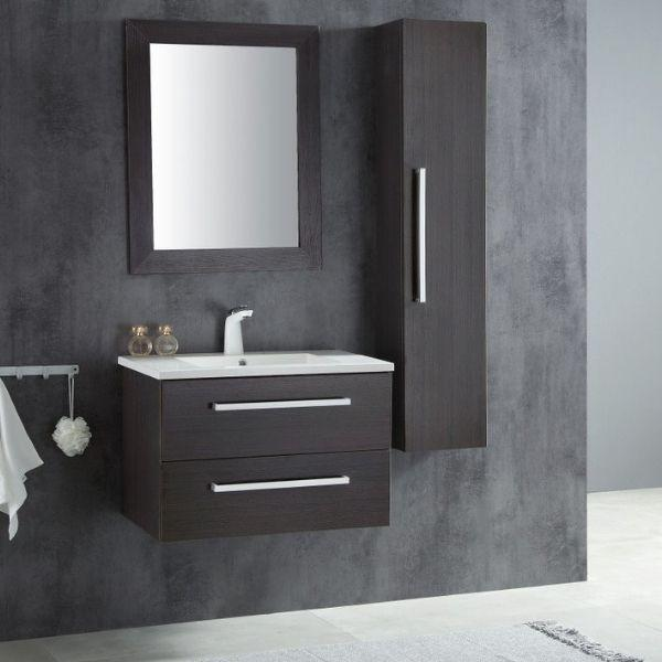 ANZZI Bathroom Vanities ANZZI Umber Bathroom Vanity V-CQA036-30 Front Side View