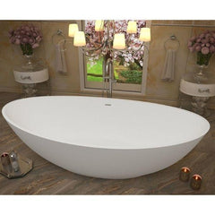 ANZZI Bathtubs ANZZI Ala Freestanding Bathtub FT-AZ508