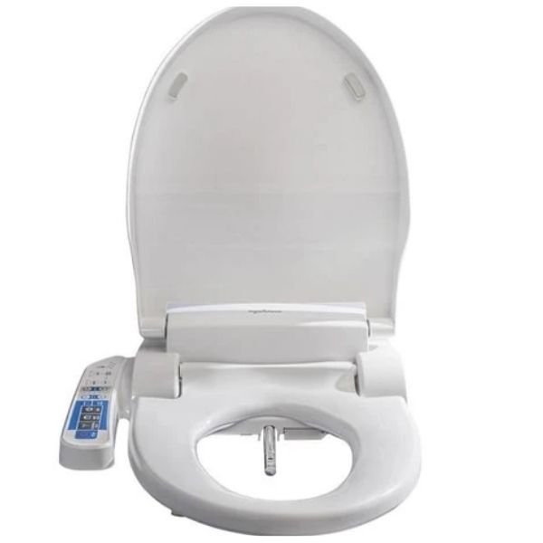 Galaxy Bidet Electric Bidet Seats Galaxy Bidet Toilet Seat with Heated Toilet Seat GB-4000 Front View