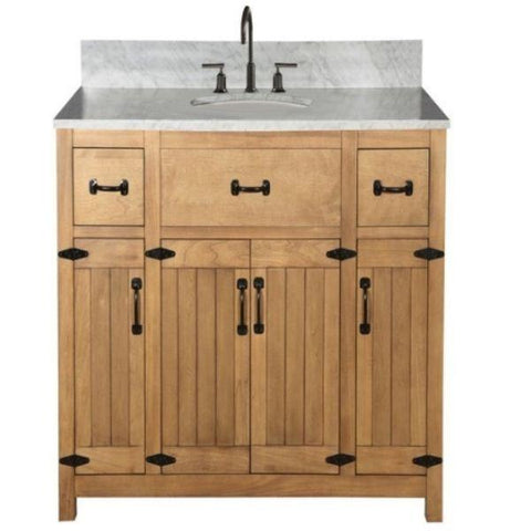 "Legion Furniture 48"" Bathroom Vanity WLF6044-48 Front View"